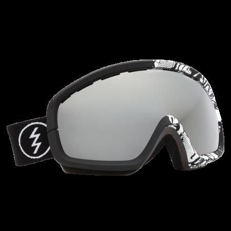 Ochelari Ski ELECTRIC EGB2s F@Ck Cancer (Bronze/Silver Chrome)