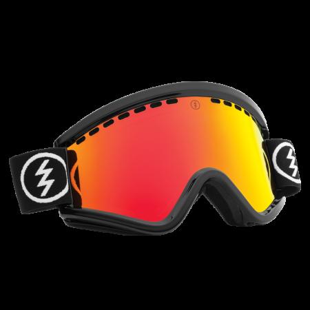 Ochelari Ski ELECTRIC EGV Gloss Black (Bronze/Red Chrome)
