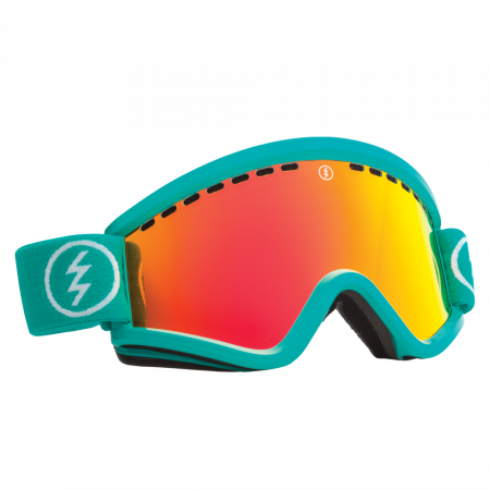 Ochelari Ski ELECTRIC EGV The The Real Teal (Bronze/Red Chrome)