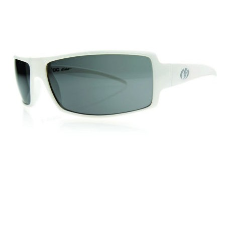 Ochelari Soare ELECTRIC EC/DC (Gloss White / Grey)