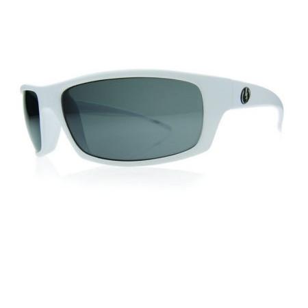 Ochelari Soare lentila polarizata ELECTRIC Technician (Gloss White / Grey Poly Polar)