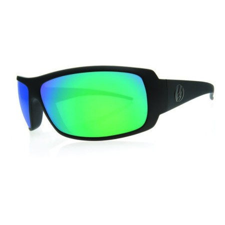 Ochelari Soare ELECTRIC Charge (Matte Black / Grey Fire Chrome)