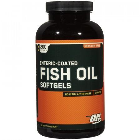 Fish Oil 1OO softgels