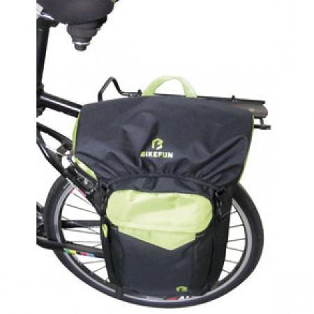 Geantă portbagaj și rucsac Bikefun Vario
