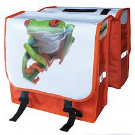 Geanta dubla portbagaj Bisonyl Frogg 26L
