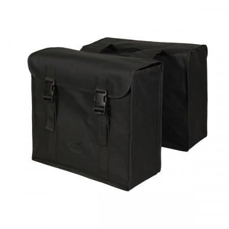 Geanta dubla portbagaj Neagra 34L