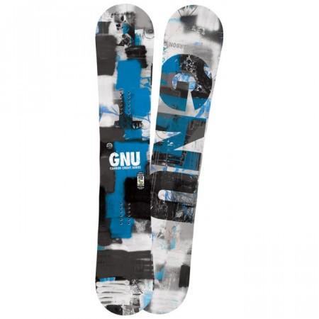 Snowboard Gnu Carbon Credit BTX 2016