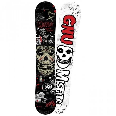 Snowboard Gnu Danny Kass Horror Business XC2 BTX 2016