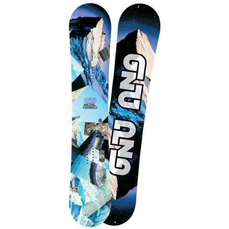Snowboard Gnu Metal Gnuru EC2 BTX 2016