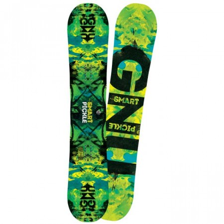 Snowboard Gnu Smart Pickle Asimetric PBTX 2016