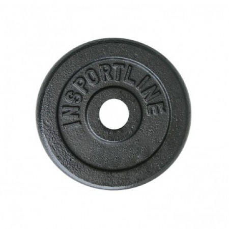 Greutate fier inSPORTline 0.5kg/30mm