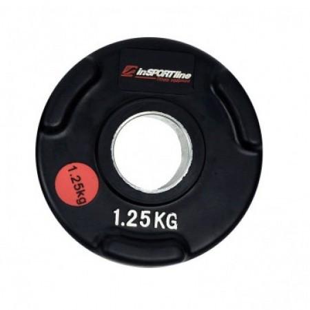 Greutate inSPORTline 1.25kg/50mm Olympic