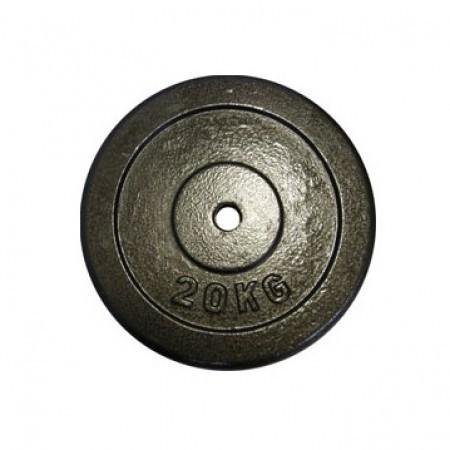 Greutate fier SPORTMANN 20kg/30mm