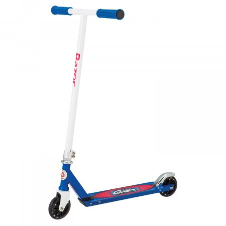Trotineta Pro Freestyle Razor Grom Albastru