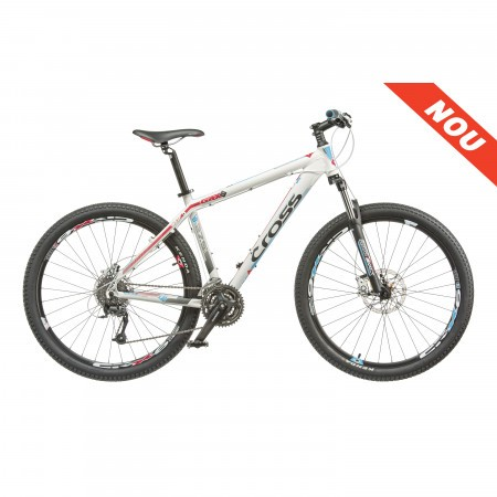 Bicicleta Cross Grx 8 27.5 Hydraulic 2015
