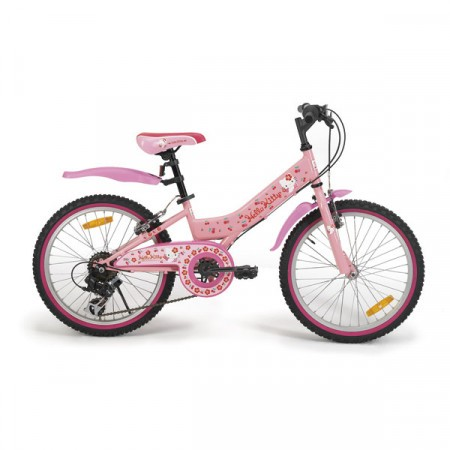 Bicicleta Hello Kitty 20 MTB