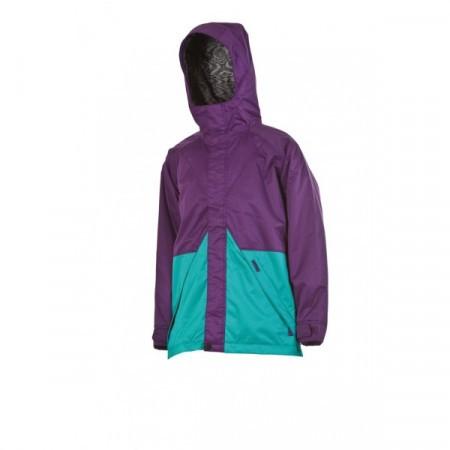 Jacheta Snowboard Nitro Boys Abstract Purple