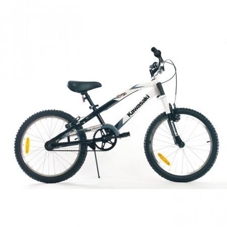 Bicicleta KAWASAKI MX-20 MTB alb-verde