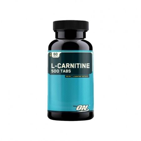 L-carnitine 500mg 60tab