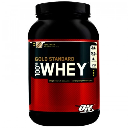 100% Whey Gold Std - Vanilla 2 lbs