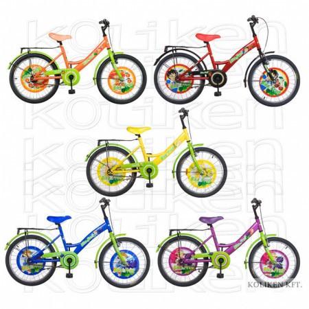 Bicicleta copii 20 Koliken Bike & Fruit