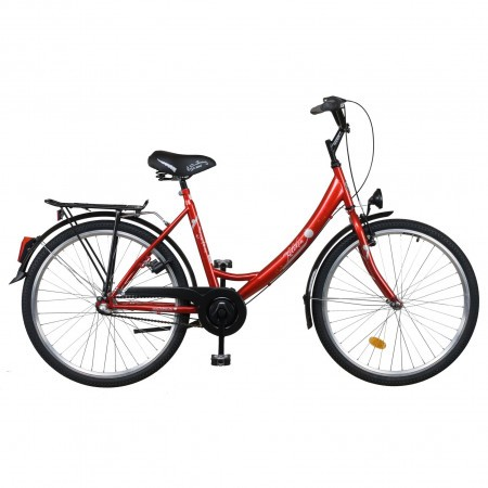 Bicicleta Koliken Jazmin Confort 26