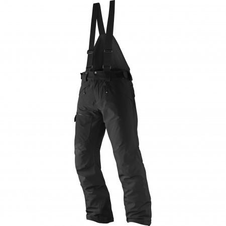 Pantaloni barbati Salomon Chillout Bib Negru