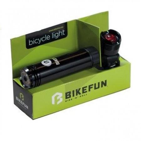 Set Far+Stop Bikefun Shot Set Negru