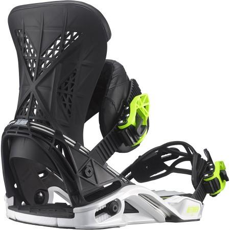Legaturi Snowboard Salomon Defender Negru/Alb