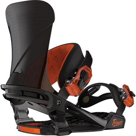 Legaturi Snowboard Salomon Trigger Negru/Portocaliu