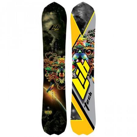 Snowboard Lib Tech Travis Rice Gold Member XC2 BTX Firepower 2016