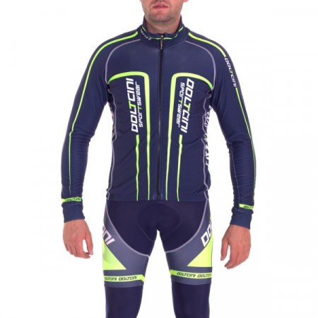 Jacheta ciclism de iarna impermeabila Doltcini
