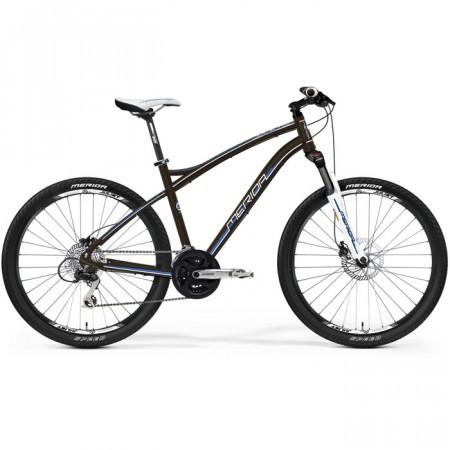Bicicleta MERIDA 2013 JULIET 100 MARO ALBASTRU