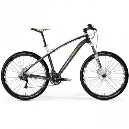 Bicicleta MERIDA 2013 JULIET XT EDITION 18 VERDE NEGRU/ALB
