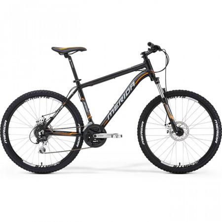 Bicicleta MERIDA 2013 MATTS 40-MD NEGRU ANTRACIT/MANGO