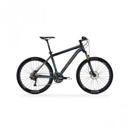 Bicicleta MERIDA 2013 MATTS TFS 600 NEGRU MAT/ALBASTRU