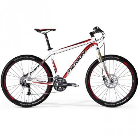 Bicicleta MERIDA 2013 MATTS TFS 900 ROŞU ALB