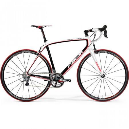 Bicicleta MERIDA 2013 Scultura Comp 905 Rosu/Negru(Alb)