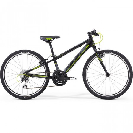 Bicicleta MERIDA 2014 DAKAR 624 RACE VERDE SILK MAT NEGRU