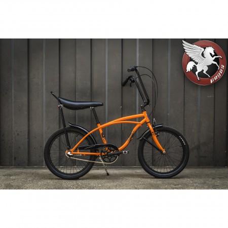 Bicicleta Pegas Mini Portocaliu Electric 3V