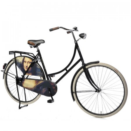 Bicicleta Van Gogh Art Bike