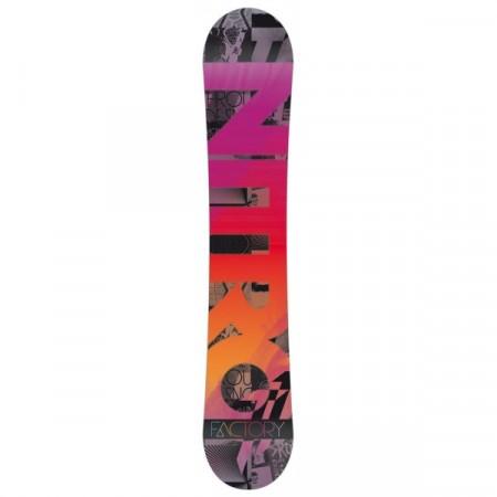 Snowboard Nitro Factory Series T1