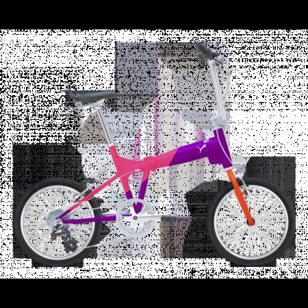 Bicicleta Puma Pico pliabila Mov