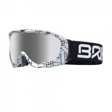 Ochelari BRIKO Gunner Plus Silver Black
