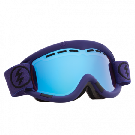 Ochelari Ski ELECTRIC EG1 Dark Night (Bronze/Blue Chrome)