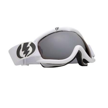 Ochelari Ski ELECTRIC EG1 Gloss White (Bronze/Silver Chrome)