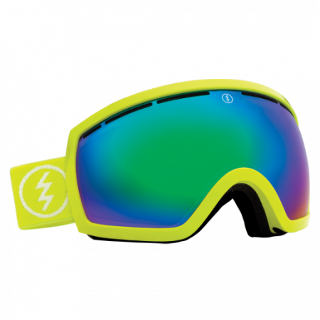 Ochelari Ski ELECTRIC EG2.5 Toxic Snot (Bronze/Green Chrome)