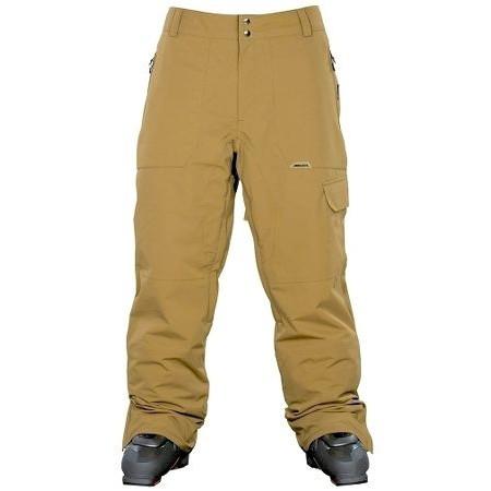 Pantaloni Baieti Schi Armada Nelway Insulated Bej