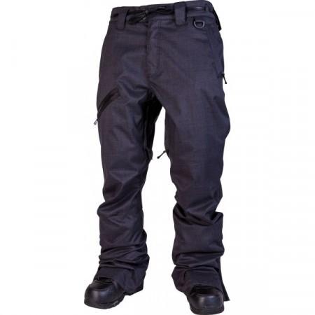 Pantaloni snowboard L1 FIELD black
