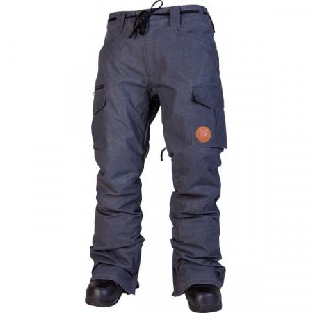 Pantaloni snowboard L1 IGGY black